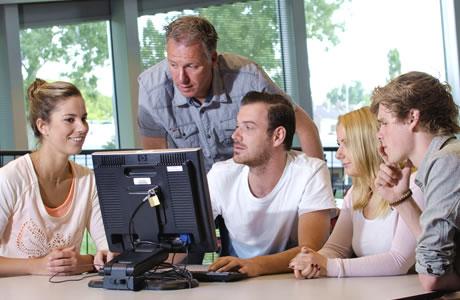 Deliver the Netherlands' best vocational training ...